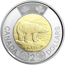 Canada toonie