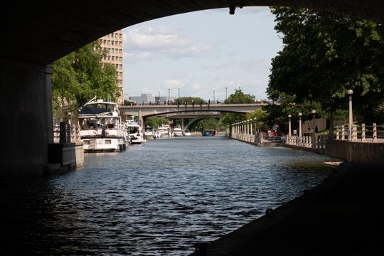 Ottawa Rideau Canal