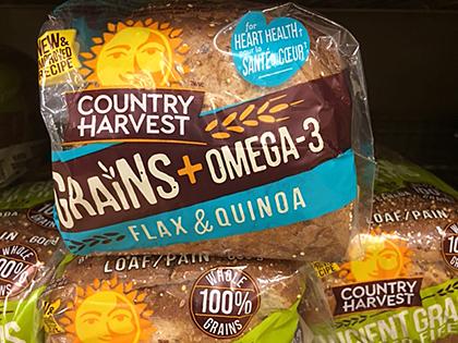 Omega3 bread