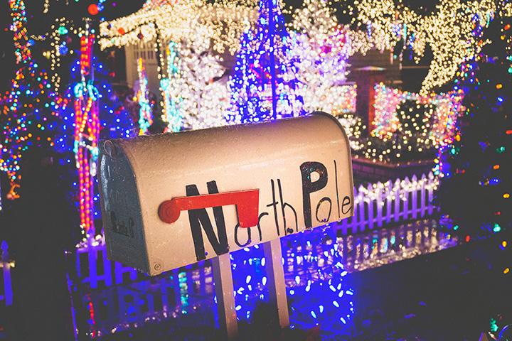 Northpole mailbox