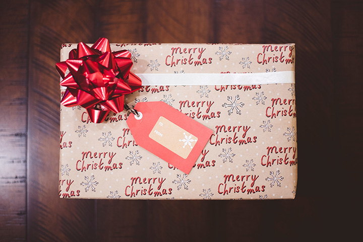 Abox of gift