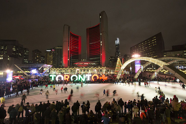 Toronto New Years Party