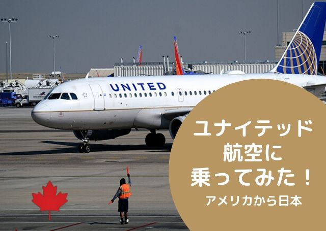 Eyecatch for United airline article