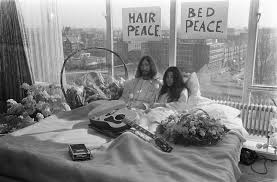 Lennon and Yoko