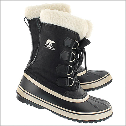 woman's Sorel boots