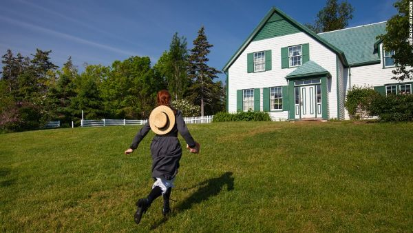 the House of Anne of Green Gables