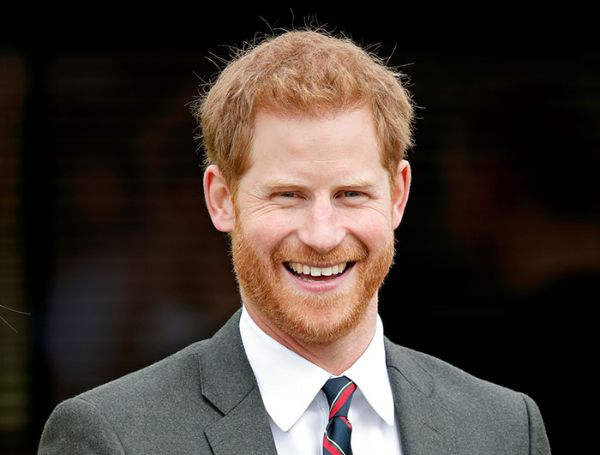 Prince Harry of England