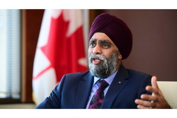 カナダの防衛大臣